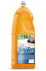 Limpa Piso Amolim 2lts Pacote C/6 Unid.