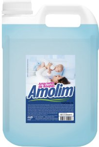 Amaciante de Roupas Amolim 5l