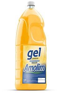 Citronela Gel Amolim 2l Pacote C/6 Unid.