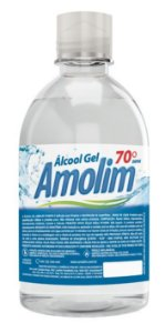 Álcool Gel 70º 500ml