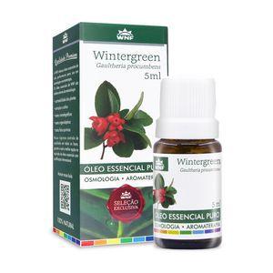 Óleo Essencial de Wintergreen 5ml