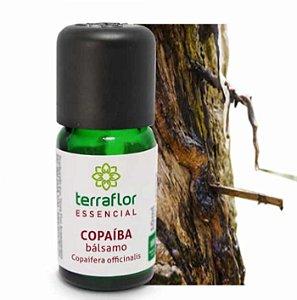 Copaíba Oleoresina 10ml