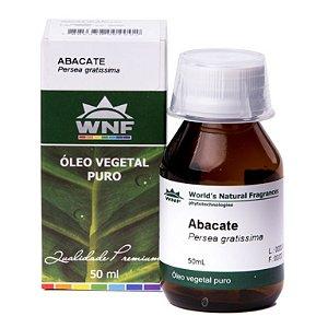 Óleo Vegetal de Abacate