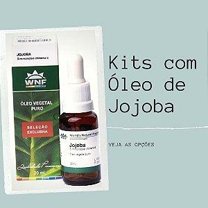 Kits com Óleo de Jojoba