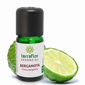 Óleo Essencial de Bergamota 10ml