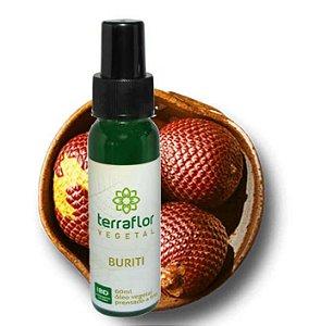 Óleo Vegetal de Buriti 60ml - Prensado a Frio