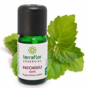 Óleo Essencial de Patchouli - 10ml