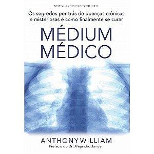 Livro Médium Médico (livro usado)
