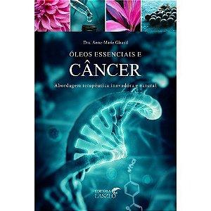 Livro Óleos Essenciais e Câncer (livro usado)