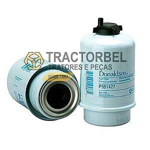 Filtro de Combustível Separador de Água - Donaldson - P551427
