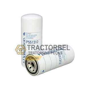 Filtro de Combustível Separador de Água - Donaldson - P551312