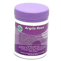 Argila Roxa - 200g - Panizza