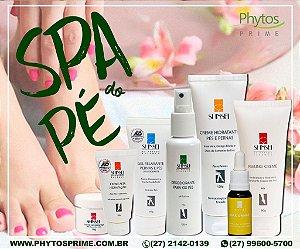 Kit Spa do Pé Plus - Kit para Hidratação e Relaxamento dos Pés -  Shinsei Cosméticos