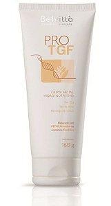 Pro TGF – Creme para massagem facial - 160g - Belvittà