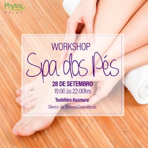 Workshop Spa dos Pés