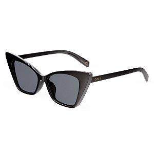 Óculos de sol gatinho - Onça Pintada - Preto