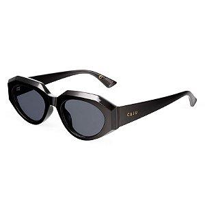 Óculos de sol gatinho - Lobo Guará - Preto