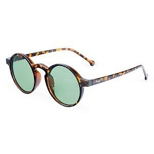 Óculos de sol redondo - Uacari - Tartaruga