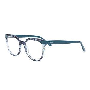 Armação para óculos de grau gatinho - Corcovado - Verde