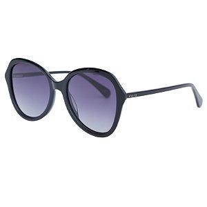 Óculos de sol redondo - BH - Preto
