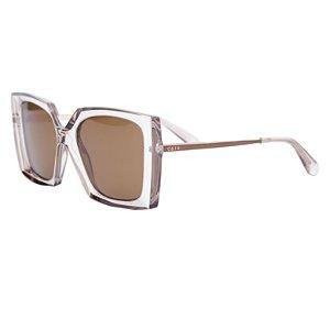 Óculos de sol quadrado - Masp - Nude