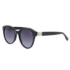 Óculos de sol redondo - Ipanema - Preto