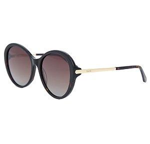 Óculos de sol redondo - Madalena - Tartaruga