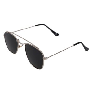 Óculos de sol aviador - Forró - Prata