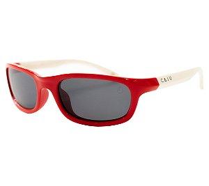 Óculos de sol infantil - Pega-pega - Vermelho
