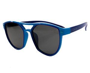 Óculos de sol infantil - Pipa - Azul