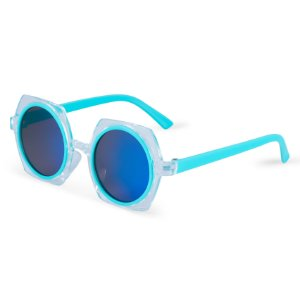 Óculos de sol infantil - Amarelinha - Azul