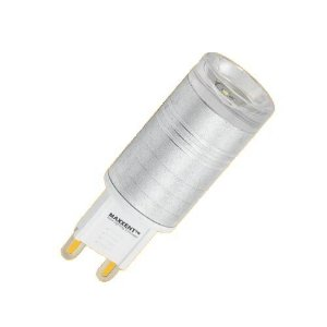 LAMPADA LED G9 HALOPIN 1,5W 140LM MAXXENT™