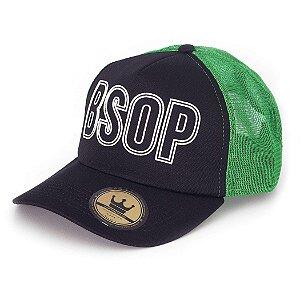 Boné BSOP Verde