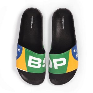 Chinelo Slide Brazilian Series of Poker