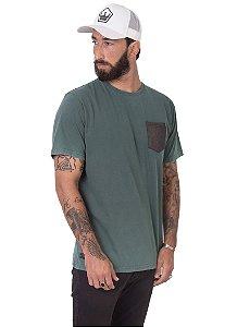 Camiseta Green Pocket