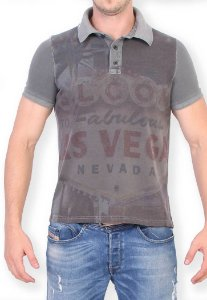 Polo Slim Fabulous Vegas Chumbo