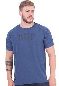 Camiseta BSOP Azul
