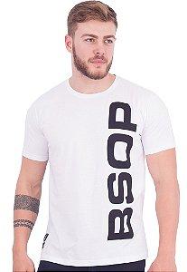 Camiseta BSOP Big Branco
