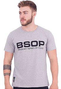 Camiseta BSOP Signature Mescla