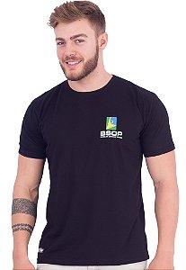 Camiseta BSOP Brasil Preto