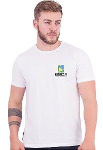 Camiseta BSOP Brasil Branco