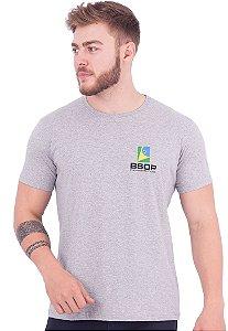 Camiseta BSOP Brasil Mescla