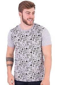 Camiseta Cassino Mescla