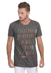 Camiseta From Table to Table
