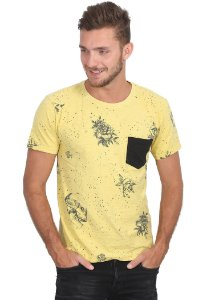 Camiseta Yellow Skull