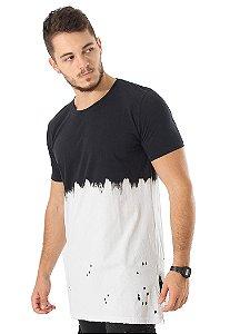 Camiseta Long Rippeds