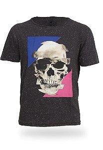Camiseta Skull Botonê