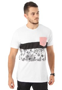 Camiseta White Flowers