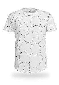Camiseta Broken Stripes