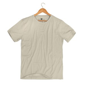 Camiseta Básica Off-White